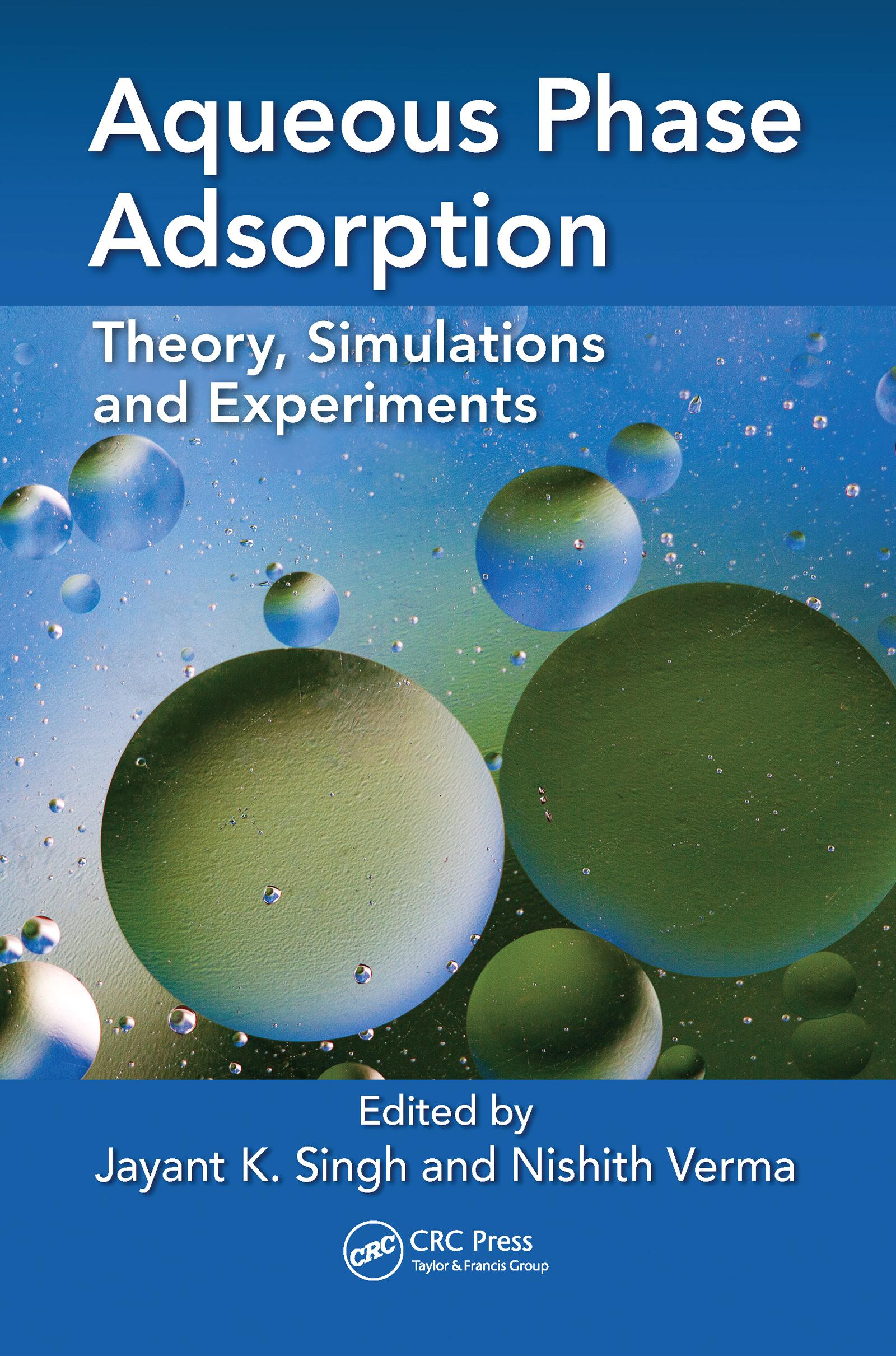 Aqueous Phase Adsorption