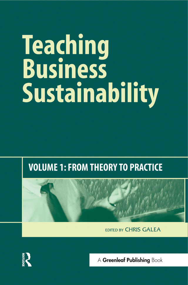 Teaching Business Sustainability