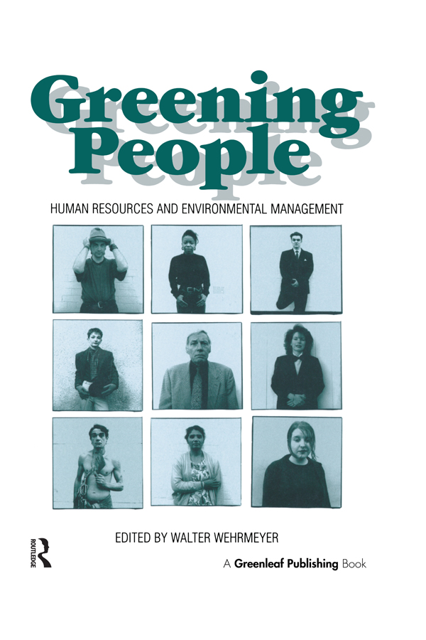 Greening People