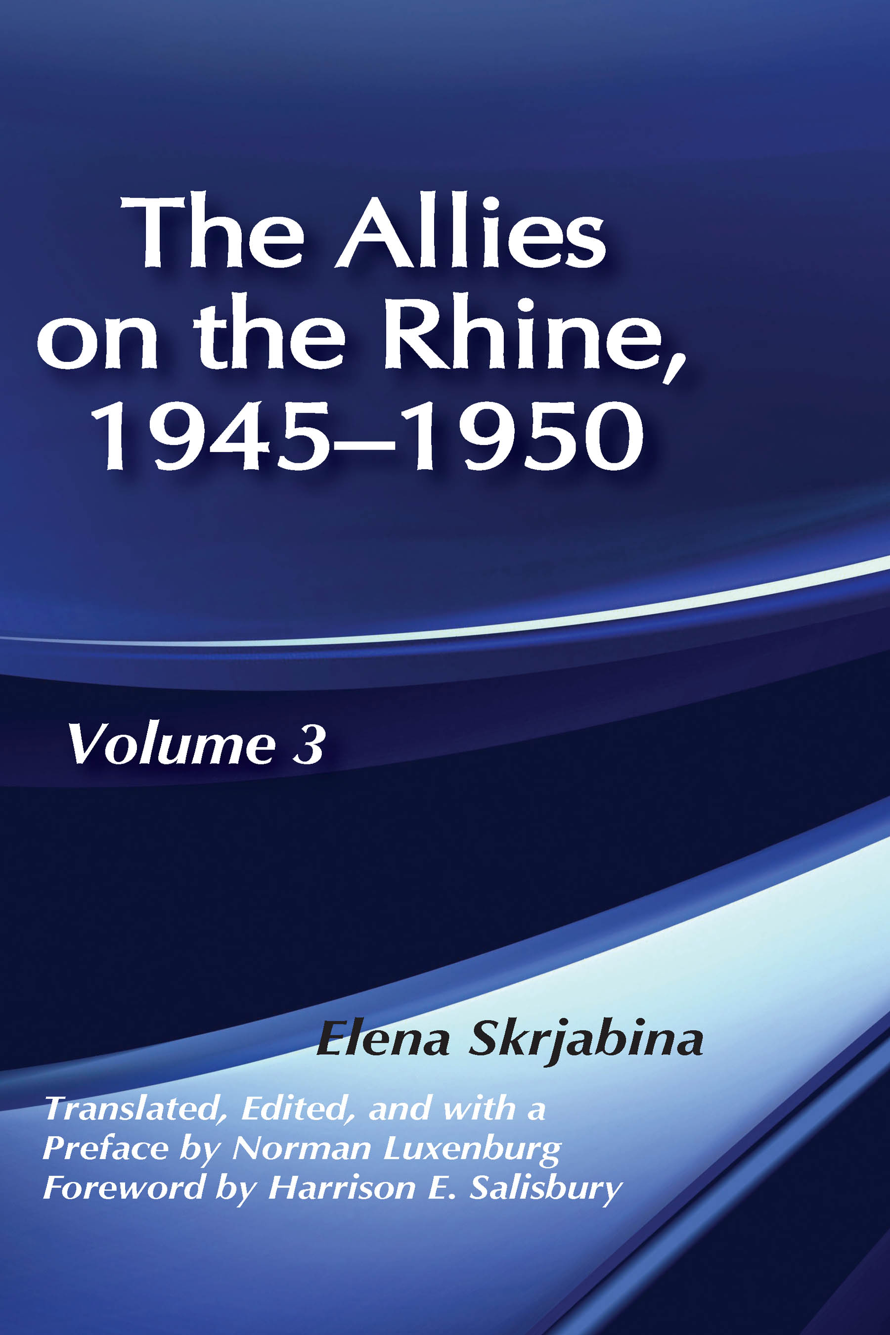 Allies on the Rhine, 1945-1950