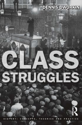 Class Struggles: 1st Edition (Paperback) book cover