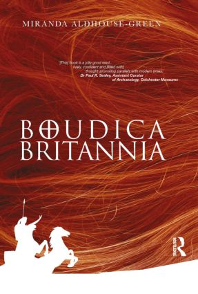 Boudica Britannia: 1st Edition (Hardback) book cover