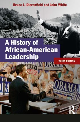 A History of African-American Leadership: 3rd Edition (Paperback) book cover