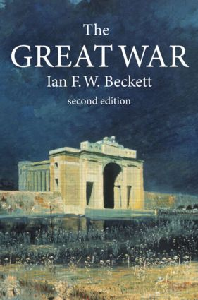 The Great War: 1914-1918, 2nd Edition (Paperback) book cover