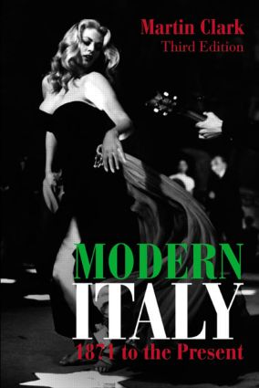 Modern Italy, 1871 to the Present book cover