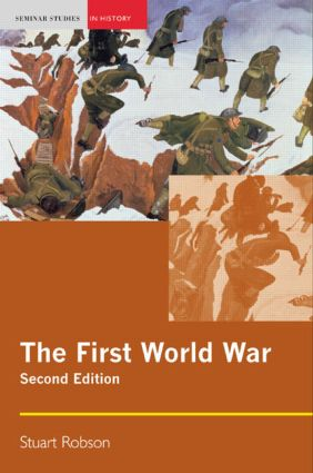 The First World War: 2nd Edition (Paperback) book cover