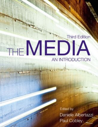 The Media: An Introduction, 3rd Edition (Paperback) book cover
