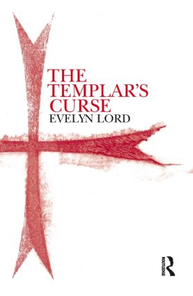 The Templar's Curse: 1st Edition (Paperback) book cover