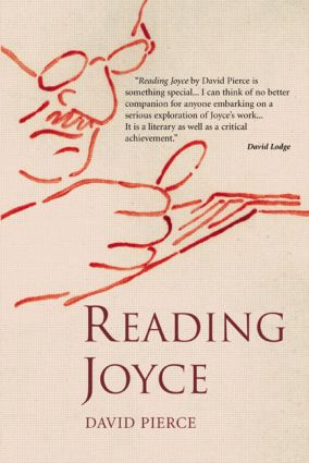 Reading Joyce: 1st Edition (Paperback) book cover