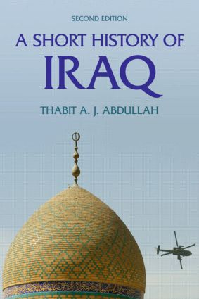 A Short History of Iraq: 2nd Edition (Paperback) book cover