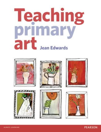 Teaching Primary Art book cover