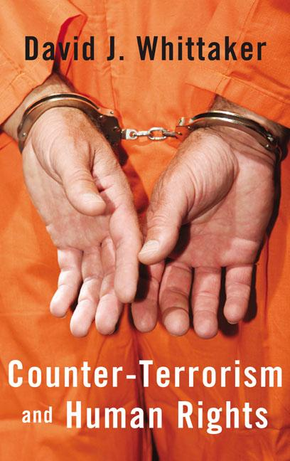 Counter-Terrorism and Human Rights: 1st Edition (Paperback) book cover