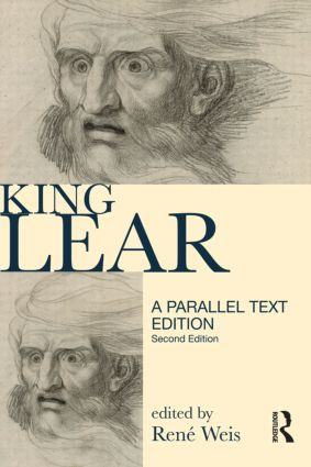 King Lear: Parallel Text Edition, 2nd Edition (Paperback) book cover
