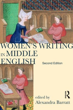 Women's Writing in Middle English: An Annotated Anthology book cover