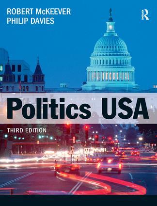 Politics USA book cover