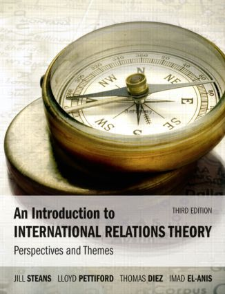 An Introduction to International Relations Theory: Perspectives and Themes, 3rd Edition (Paperback) book cover