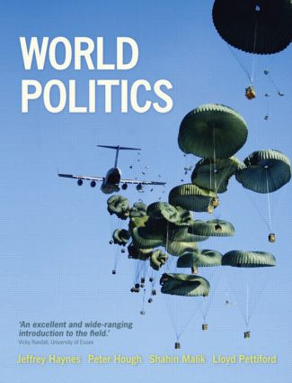 World Politics: International Relations and Globalisation in the 21st Century, 1st Edition (Paperback) book cover