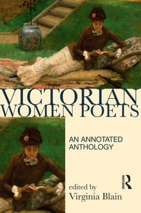 Victorian Women Poets: An Annotated Anthology book cover
