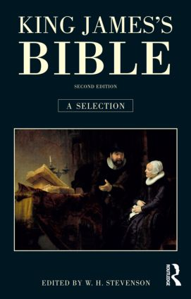 King James's Bible: A Selection, 2nd Edition (Paperback) book cover