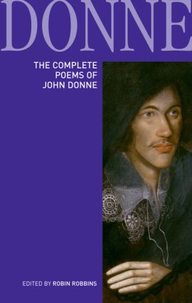 The Complete Poems of John Donne book cover