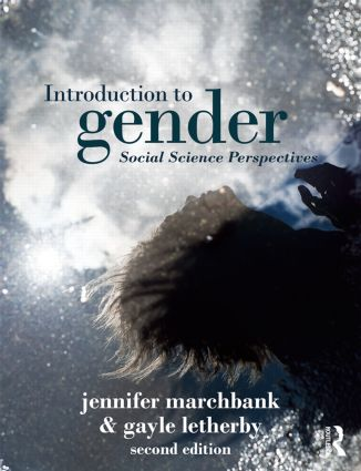 Introduction to Gender: Social Science Perspectives book cover