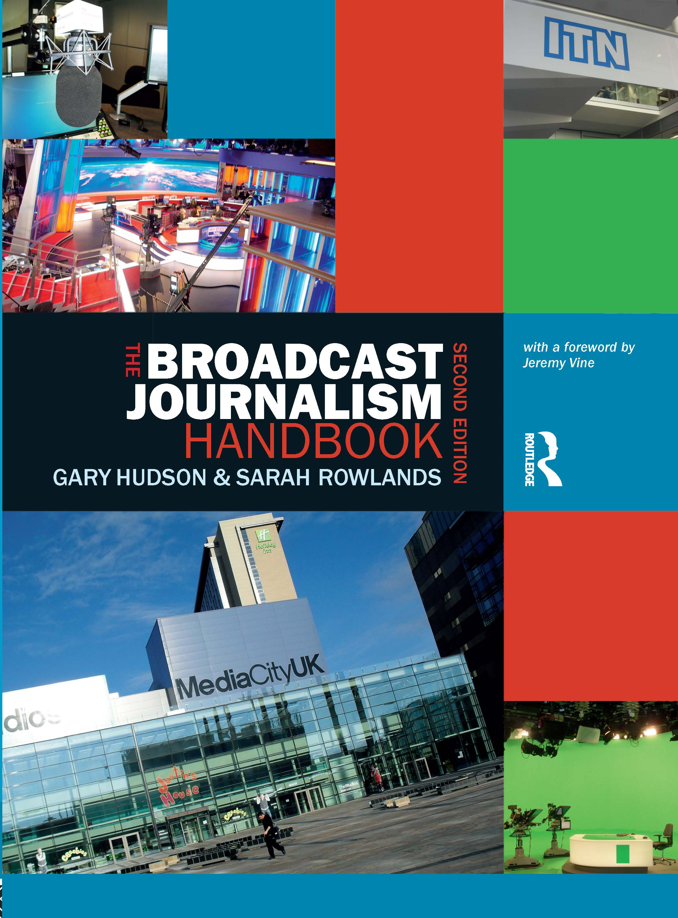 The Broadcast Journalism Handbook: 2nd Edition (Paperback) book cover