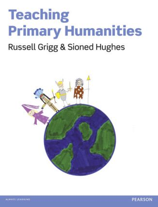 Teaching Primary Humanities: 1st Edition (Paperback) book cover
