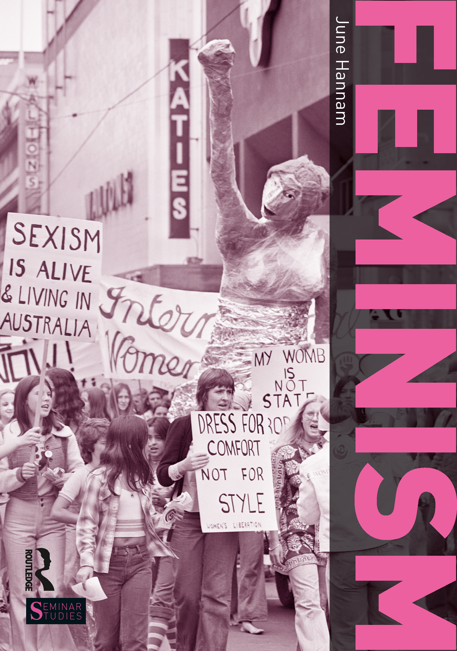 Feminism: 2nd Edition (Paperback) book cover