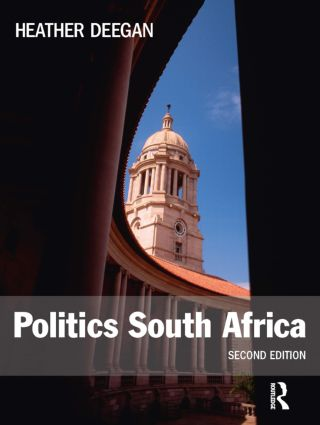 Politics South Africa: 2nd Edition (Paperback) book cover