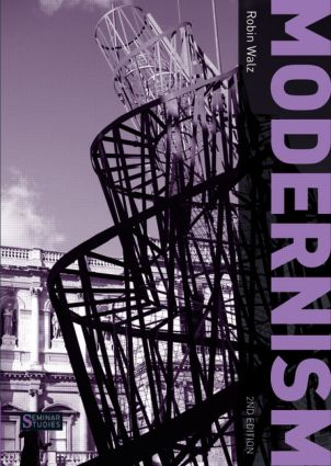 Modernism: 2nd Edition (Paperback) book cover