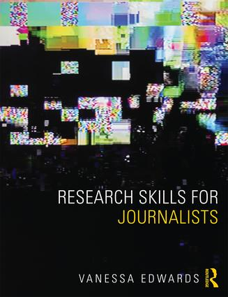 Research Skills for Journalists: 1st Edition (Paperback) book cover
