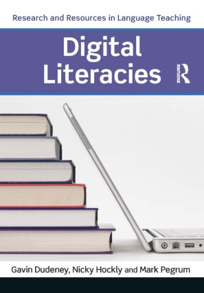 Digital Literacies book cover