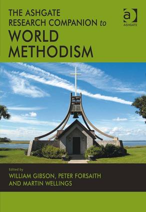 The Ashgate Research Companion to World Methodism book cover