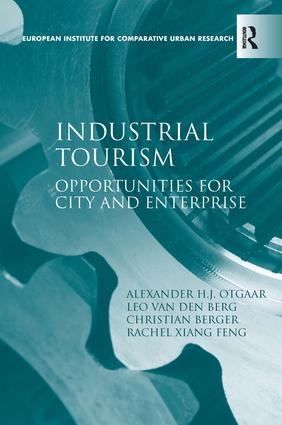Industrial Tourism: Opportunities for City and Enterprise, 1st Edition (Hardback) book cover