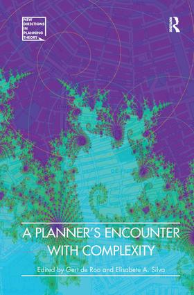 A Planner's Encounter with Complexity: 1st Edition (Hardback) book cover