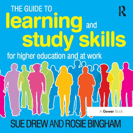 The Guide to Learning and Study Skills: For Higher Education and at Work (Virtual Learning Environment Edition), 1st Edition (CD-ROM) book cover