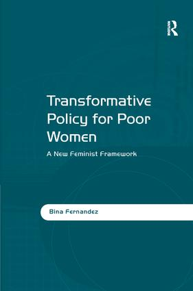 Transformative Policy for Poor Women