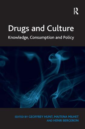 Drugs: A Sociological Blind Spot? A Look at the French Experience Michel Kokoreff