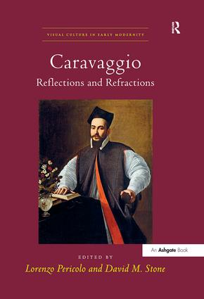 Caravaggio: Reflections and Refractions (Hardback) book cover