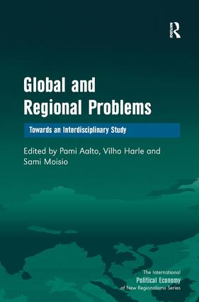 Global and Regional Problems: Towards an Interdisciplinary Study book cover