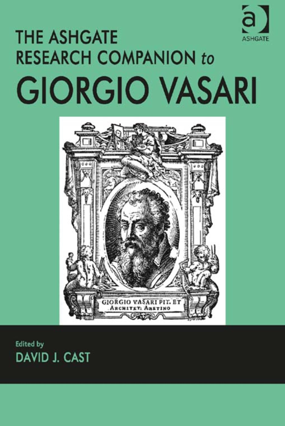 The Ashgate Research Companion to Giorgio Vasari book cover