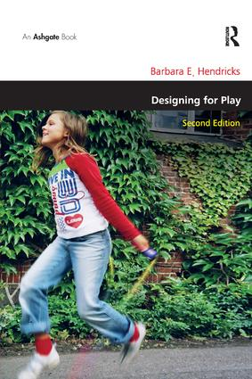 Designing for Play: 2nd Edition (Paperback) book cover