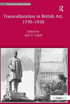 Transculturation in British Art, 1770-1930: 1st Edition (Hardback) book cover