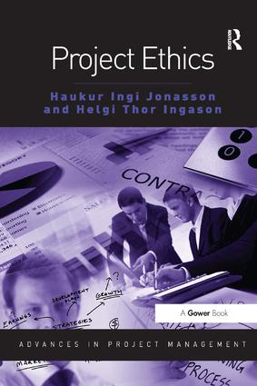 Project Ethics book cover