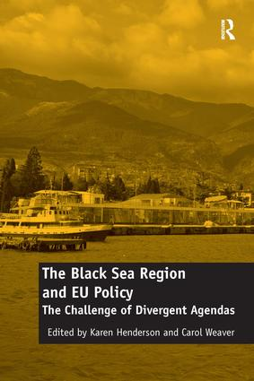 The Black Sea Region and EU Policy