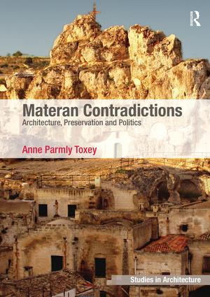 Materan Contradictions: Architecture, Preservation and Politics, 1st Edition (Hardback) book cover