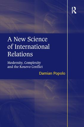 A New Science of International Relations