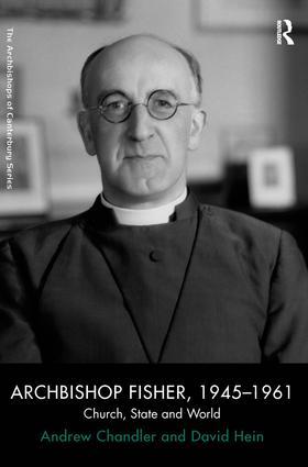 Archbishop Fisher, 1945–1961