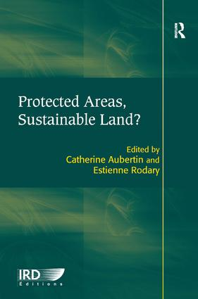 Protected Areas, Sustainable Land? book cover
