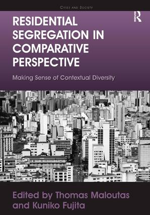 Residential Segregation in Comparative Perspective: Making Sense of Contextual Diversity (Hardback) book cover